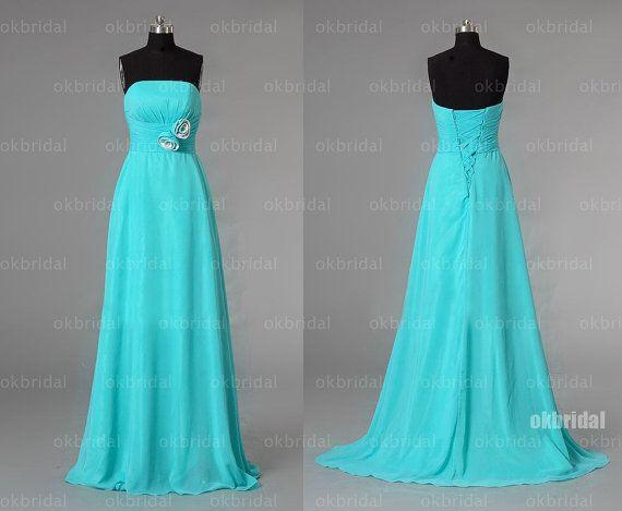 Best 25+ Blue bridesmaid gowns ideas on Pinterest