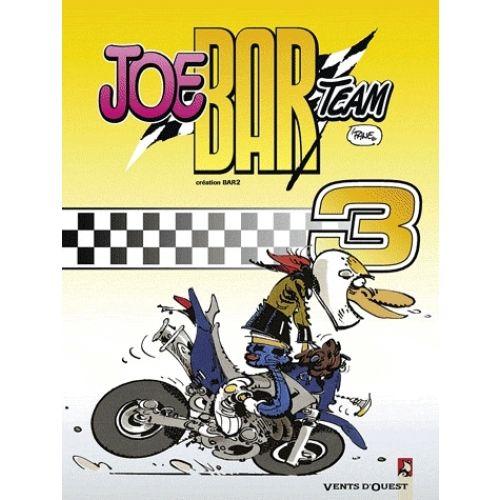 Joe Bar Team Tome 3