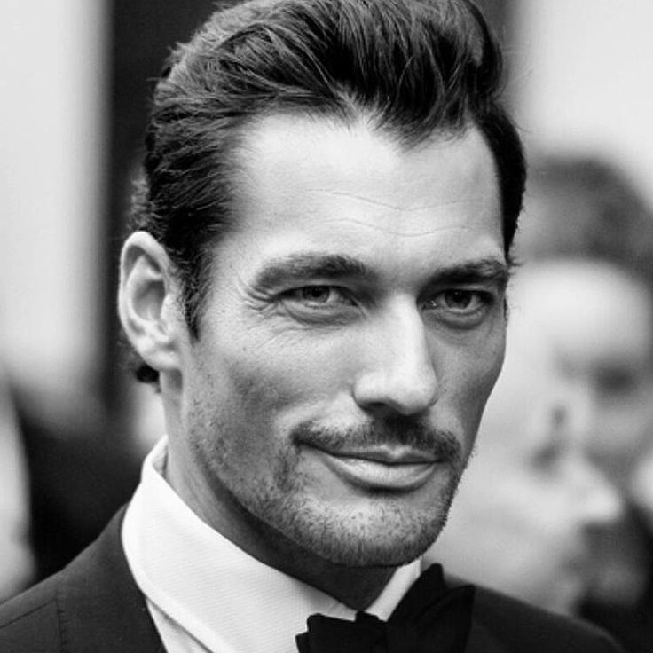 David Gandy | Inspiration for Axel Rockwell - Rock Me Well