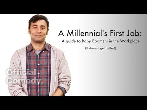 Millennials Guide To Baby Boomers: A Response--Satire
