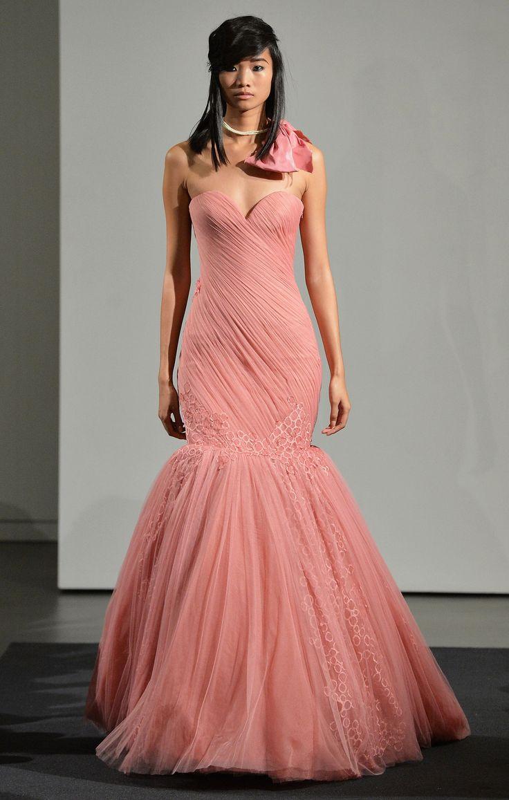 38 mejores imágenes de Lazaro Wedding Gowns en Pinterest | Vestidos ...
