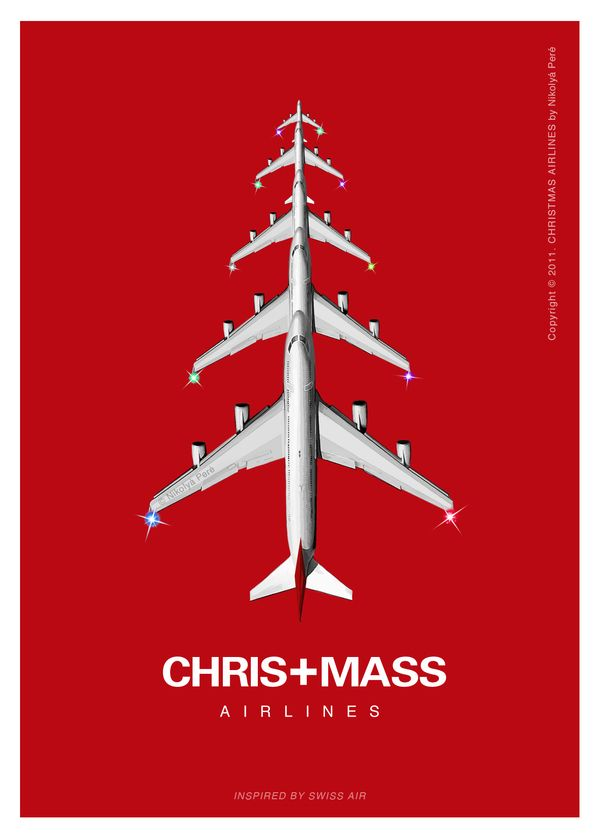 42 best Christmas ads images on Pinterest | Creative advertising ...