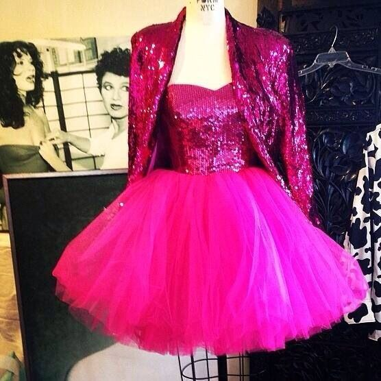 Betsey Johnson-- I put this under work style, because. Well. Duh. Hasn't everyone ever seen Legally Blonde?