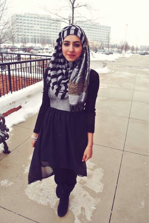 Hijab fashion mmmm