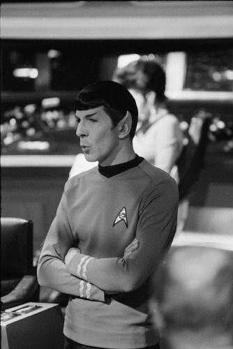Beyond Spock