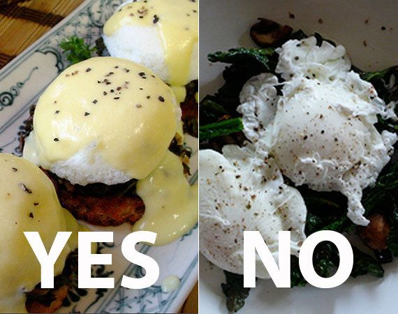 Helpful!... How To Make The Perfect Poached Egg And Never End Up With A Sloppy Mess Again...
