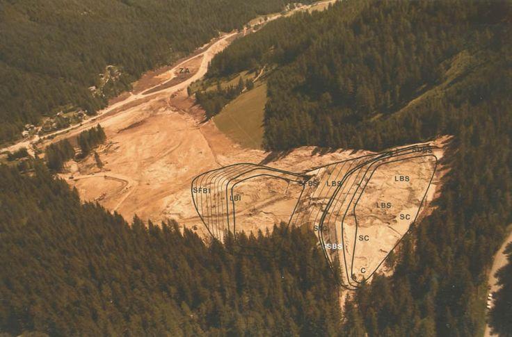 STAVA - Teleferica e seggiovia della miniera