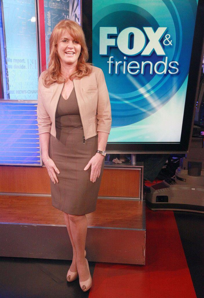 Sarah Ferguson Bandage Dress in 2019 Sarah ferguson