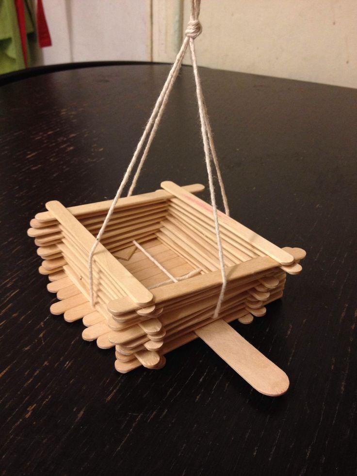 constructions avec batonnets de glace construction. Black Bedroom Furniture Sets. Home Design Ideas