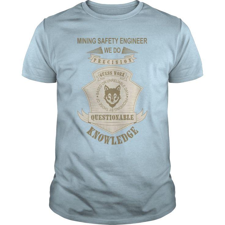 De 9 beste bildene om Mining Safety Engineer T-Shirts \ Hoodies på - application engineer job description