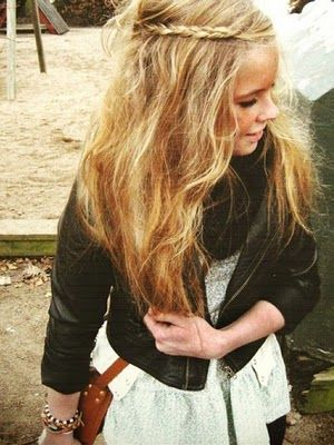 waves + braid = perfect for a day out! #visiblechangessalons