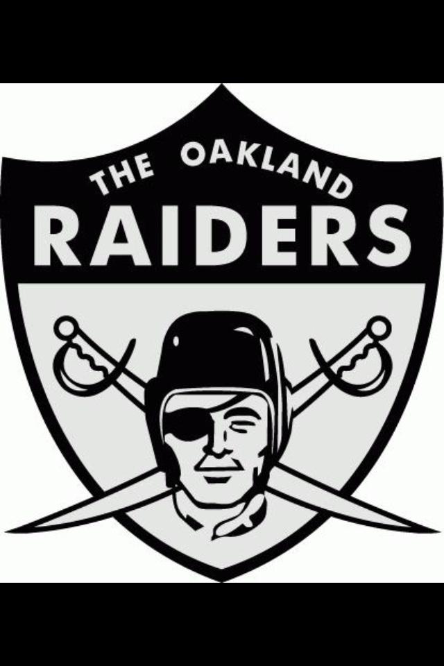 Raiders Oakland Raiders Football Oakland Raiders Logo