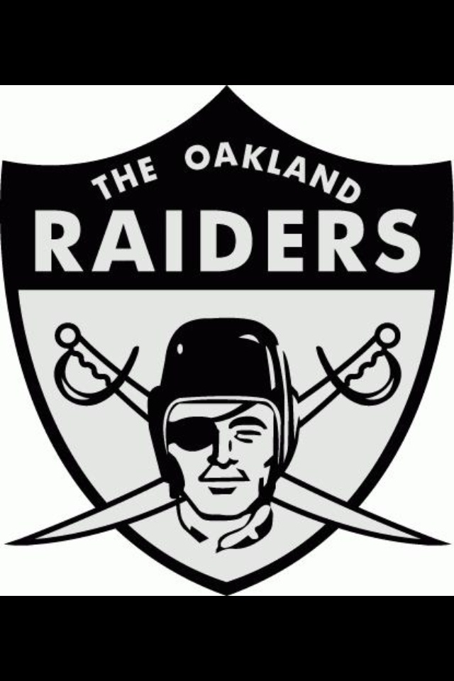 Oakland Raiders Nail Art: 1000+ Images About I ♥ Oakland Raiders On Pinterest