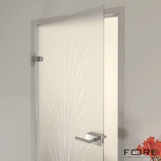 Zbliżenie 2 na wzór Alessia, glass doors,www.fore-glass.com, #drzwi #drzwiszklane #drzwiwewnetrzne #szklane #glassdoor #glassdoors #interiordoor #glass #fore #foreglass #wnetrza #architektura