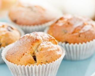 Muffins allégés à la vanille au coeur de Nutella© : http://www.fourchette-et-bikini.fr/recettes/recettes-minceur/muffins-alleges-la-vanille-au-coeur-de-nutellac.html