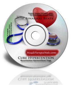 CD Terapi Pengobatan dan Gejala Hipertensi secara Herbal dan Tradisional | Rahasia Teknik dan Musik Relaksasi untuk Terapi Gelombang Otak
