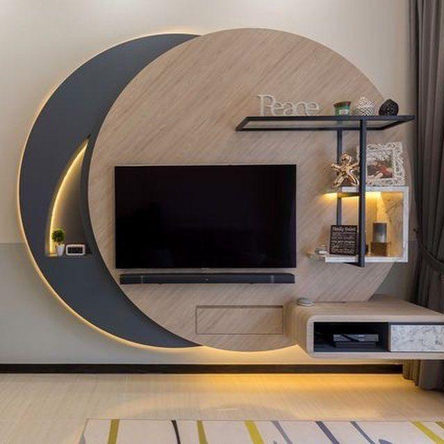 ديكور شاشات استغفر الله وأتوب إليك افكار ديكور ديكورات ديكور ديكور عصري ديكور حمام ديكوريشن دي Tv Room Design Wardrobe Door Designs Home Room Design
