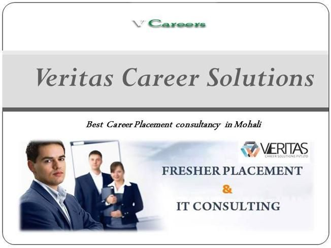 The Veritas Career Solutions employment counsellors help their candidates to make the transition from school to a job. They have a great and qualified staff that always helps youth to develop job plans. Their counsellors also give occupational and educational information and help students to identify their vocational potential.