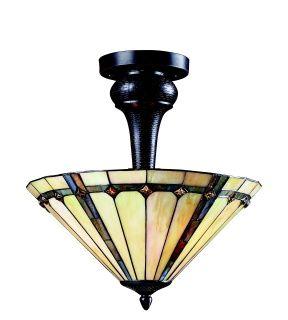 Z16-42SF  Beautiful Tiffany light from Z-Lite  #tiffany #lighting