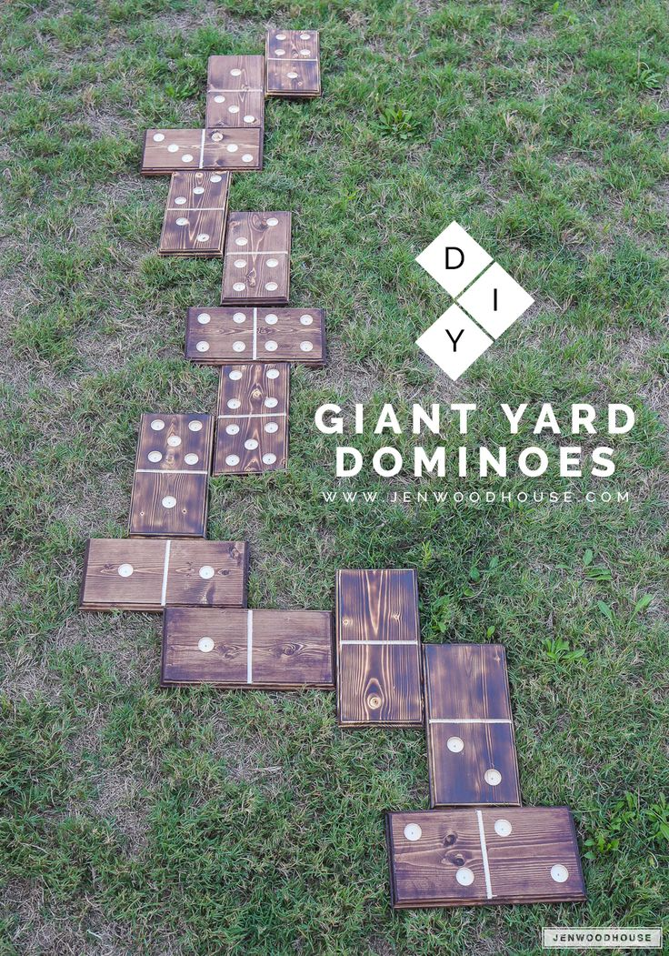 how to make dominoes game
