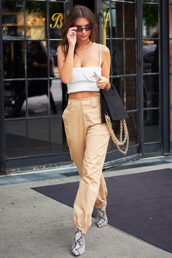 Celebs Already Love the Pant Trend That's About to Be