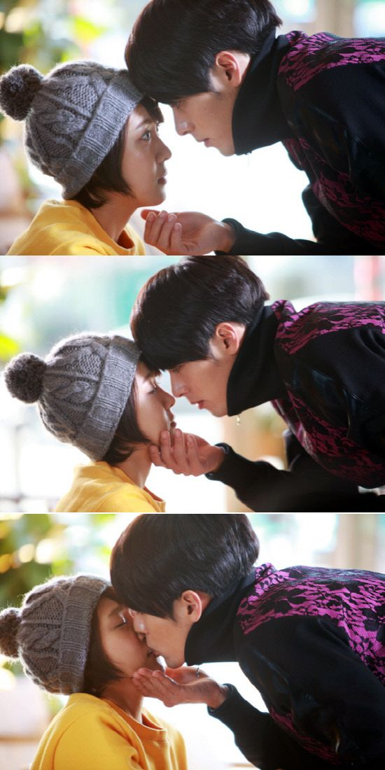 Cream kiss! Secret Garden ♥ Hyun Bin as Kim Joo Won and ♥ Ha Ji Won as Gil Ra Im