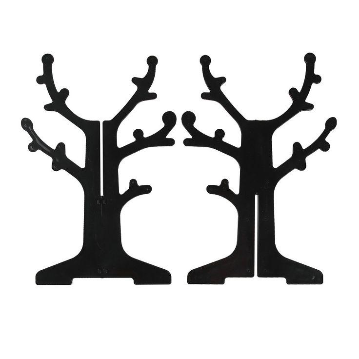 Aliexpress.com: Comprar Mejor joyería de venta de visualización del árbol negro…