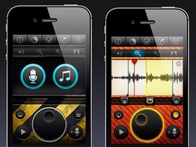 Tones (iOS, $1.99) A Full-Featured Ringtone Editor That Runs On The iPhone Itself