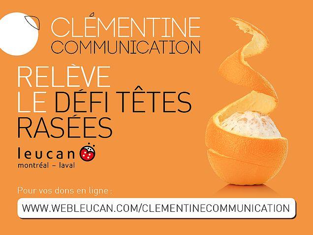 Clementine Communication Inc, agence de communication, Montréal Paris.