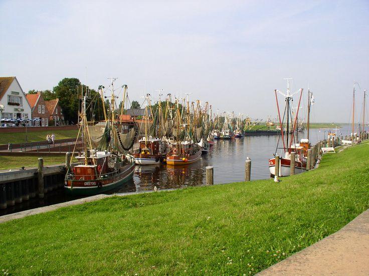 Greetsiel hafen 001 - Ostfriesland – Wikipedia