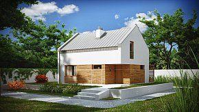 Domy Energooszczędne 2014. Kolekcja domów o zwiększonej energooszczędności... Propozycja dla wszystkich, którzy chcą mieszkać komfortowo, oszczędnie i ekologiczne..