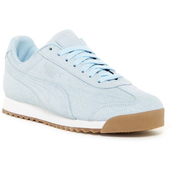 Puma Roma Embossed Forest Sneaker 2 280 Rub Liked On