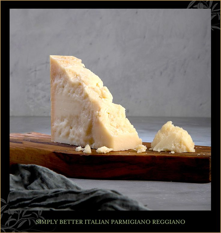 No Italian pasta dish is complete without some fresh parmesan cheese. Try our Simply Better Italian Parmigiano Reggiano to finish off the perfect pasta dish. Matured for a minimum of 30 months, our award winning  Parmigiano Reggiano is produced by Mulino Alimentari in the Parma Reggio region of Northern Italy. Our Parmigiano Reggiano cheese's rich nutty flavour and crumbly texture make it a must have for any Italian food lover.