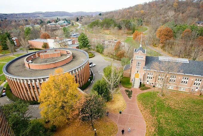 Bethany College ♥ Bethany, West Virginia