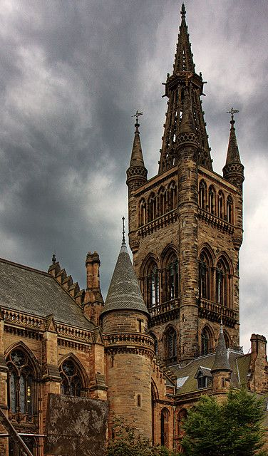 Glasgow University, Scotland Ooohh! @jessaiahlove you should of went here ;)