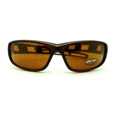 Amazon.com: X Game BMX Sports Bike Sunglasses - Brown with Brown Lens: Clothing