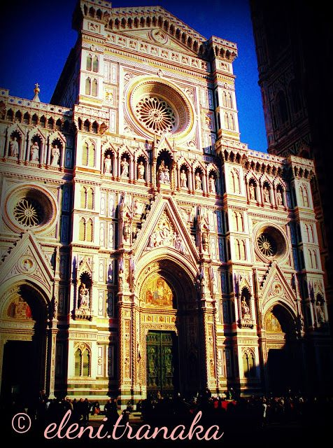 Ελένη Τράνακα: Ιταλία, Φλωρεντία - Italy, Firenze