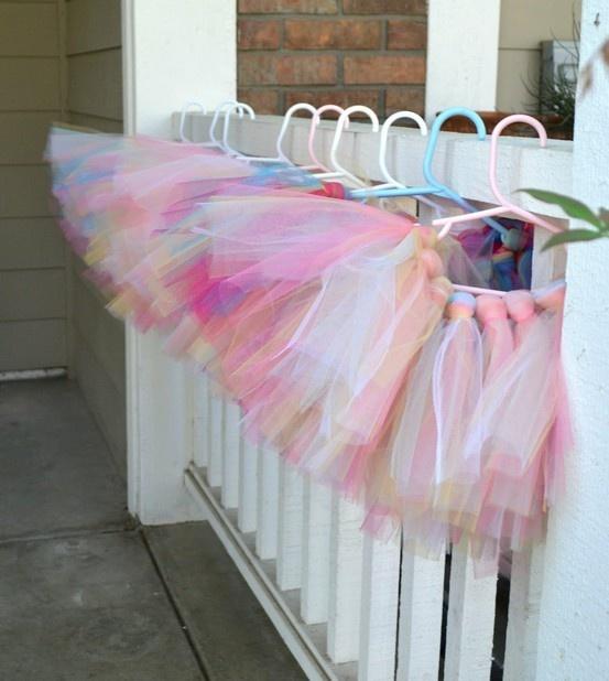 Ballerina skirt - Ballerina party