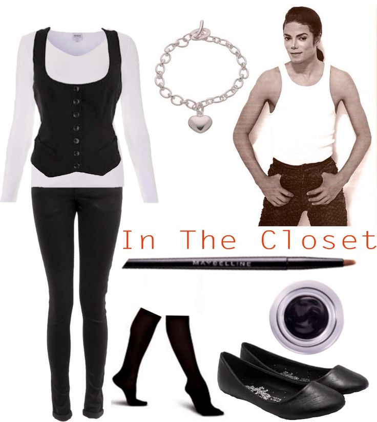 In the closet inspired outfit