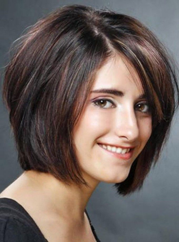Layered Bob Haircuts For Thick Straight Hair Hairstyles Ideas For