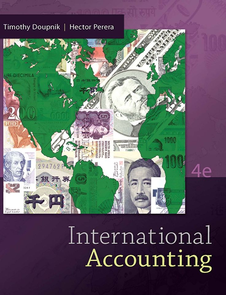 International Accounting   The Fourth Edition of International Accounting provides an overview of the broadly defined area Read  more http://themarketplacespot.com/international-accounting/