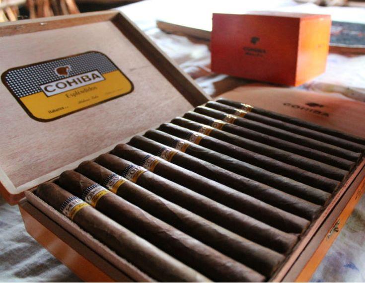 -CIGARES- Cohiba, le cigare de Fidel Castro.   Article à retrouver dans le Journal à Part #7