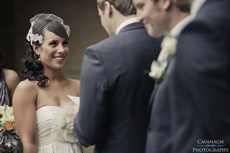 French netting veil, bridal head piece. Image: Cavanagh Photography http://cavanaghphotography.com.au