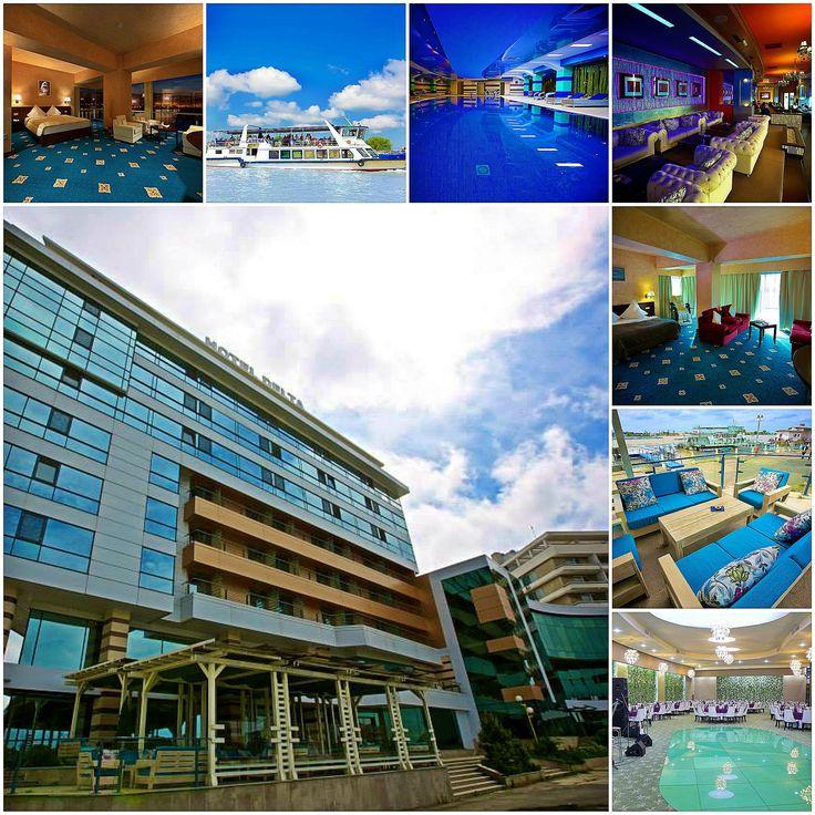Hotelul Delta 4 stele este situat în centrul oraşului Tulcea, pe faleza fluviului Dunărea – locul de promenadă al locuitorilor şi al turiştilor.