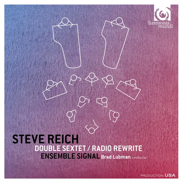 Steve Reich by Ensemble Signal directed by Brad Lubman