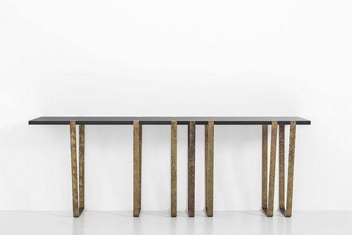 17 best ideas about contemporary console tables on for Design seminterrato non finito