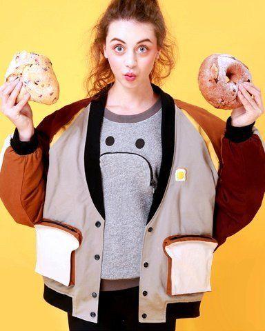 Toast Jacket