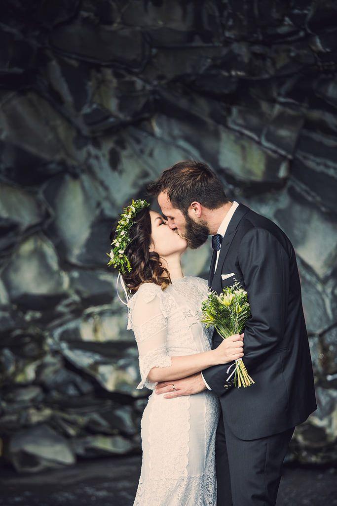 Scenic Iceland wedding from @offbeatbride