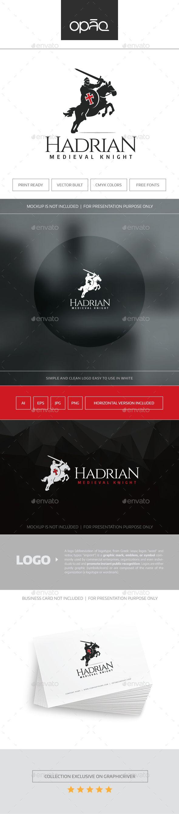 Hadrian (Knight) Logo