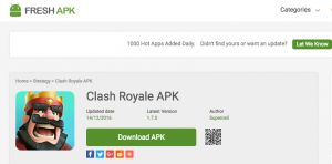 Free to Download Clash Royale Hack and Cheats on Android Reviews